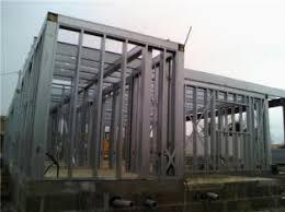 maison ossature métallique fabriquée