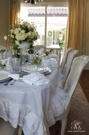 White Easter Tablescape - Randi Garrett Design