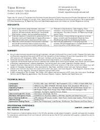 Data Warehousing Resume Sample Cool Data Warehouse Resume Format