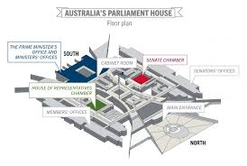 image of parliament house floor plan