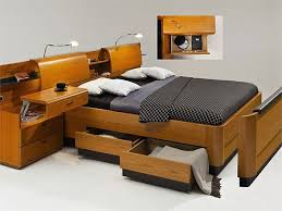 modern bedroom furniture with storage. Fine Storage View In Gallery An Outstanding Feature For These Beds  Inside Modern Bedroom Furniture With Storage E