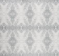 Aurora Design Fabrics Aurora Silver Fabric Elworthy Studio