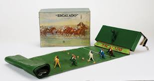 Wooden Horse Racing Game Chad Valley UK Escalado Horse Racing Game comprises wooden 89