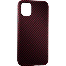 Купить <b>Чехол LYAMBDA</b> ANNET MANCINI Сarbon iPhone 11 Red ...