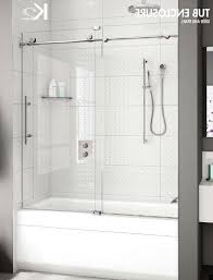 brilliant glass tub doors frameless page frameless bathtub doors with regard to frameless glass tub doors