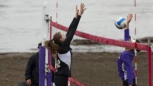 Katie Barker - Beach Volleyball - University of Portland Athletics