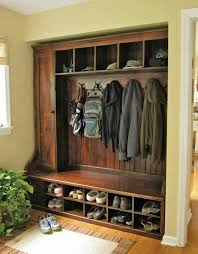 Wooden Coat Rack With Storage Coat Rack With Storage Bench Hall Tree Inside Shoe Plans 100 77