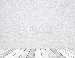 wood floor perspective. Cement Wall And Old Wood Floor In Perspective, Background : Stock Photo Perspective