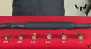 Guide To Shotgun Gauge Size