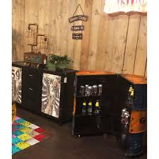 drum furniture. Oil Drum Bar Furniture