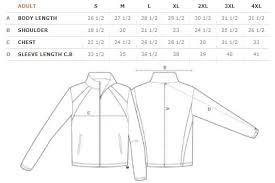 Baw Size Chart Alpha Phi Alpha Large Crest Track Jacket Black Baw