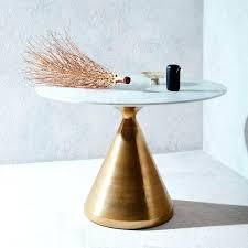 white pedestal dining table homelegance ohana round pedestal dining table in white cherry