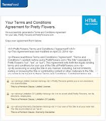 Website Terms And Conditions Template Wonderful Terms Conditions Template ECommerce Howto Guide