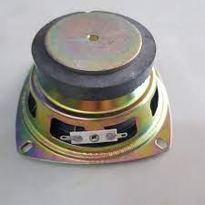 Loa Bass Sub 10 cm Vi Tính thay thế cho loa Bass của dàn loa vi tính - Giá  1 củ - Phụ kiện âm thanh Nhãn hiệu No Brand