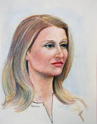 Drawing Johanna Hamm 12-21-18 — The Pretentious Cleveland Portrait ...