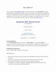 Resume Templates Shop Steward Example Sample New Professional