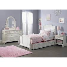 Liberty Furniture Arielle Sleigh Trundle Bed - Walmart.com