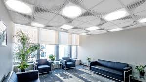 lighting design office. An Example Of How Office Designers Can Use The New Gaash Lighting Line, Ceilight. Design