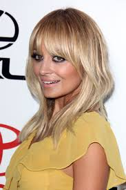 Sixties Hair Style below shoulder length hairstyles with bangsflattering haircuts for 5131 by wearticles.com