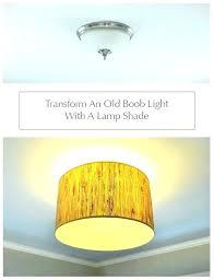 clip on ceiling light shade light ceiling light bulb shade ceiling light bulb shade transform an