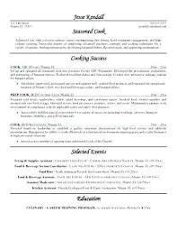 Cool Resume Templates For Mac Gorgeous Cool Resume Templates For Pages A Cook Cooks Chef Description
