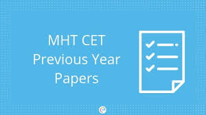Mht Cet Previous Year Papers Download Free Pdf Of Mht Cet Previous