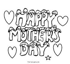 Day Cards To Print Print Out Mothers Day Cards Free Coloring Pages For Kids Printable
