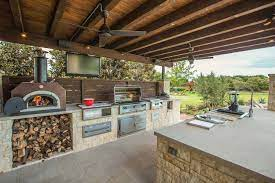 38 Absolutely Fantastic Outdoor Kitchen Ideas For Dining Al Fresco
