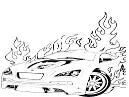 Free Coloring Pages Cars