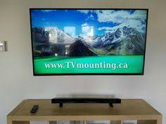 Tv mount for 65 inch tv Altra Galaxy 55 Inch Hdtv Full Motion Tv Wall Mount Sound Bar In Wall Wiring No Wires Pinterest 14 Best Tv Installation Vancouver Tv Mounting Vancouver Images Tv