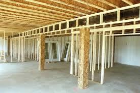 framing a half wall framing bat walls with plywood bat walls with cool bats with beauty