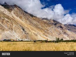 ✅ Drass Village Agriculture, Kargil, Ladakh, Jammu And Kashmir, India image  & stock photo. 91675193