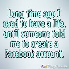 Funny Facebook Quotes Delectable Facebook Quotes Glamorous 48 Facebook Quotes 48 Quoteprism