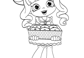 Shoppie Coloring Pages Property Image Result For Shoppies Colouring