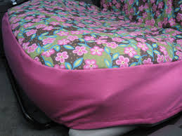 Seat Cover Pattern Awesome Decoration