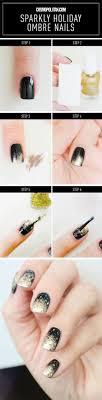Step By Step Happy New Year Nail Art Tutorials For Beginners 2015 ...