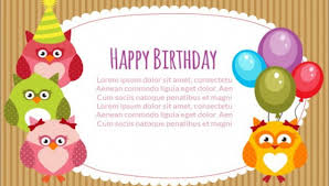 Templates For Birthday Cards 21 Birthday Card Templates Psd Vector Eps Jpg Download