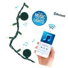 Bluetooth Speaker String Lights New Decorative Bluetooth Speakers Bright Tunes Decorative String Lights