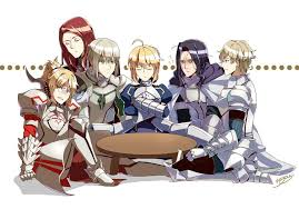 knights of the small round table