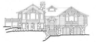 architectural hand drawings. Neely Architecture: Architectural Design In Breckenridge, Colorado - Hand Drawings E