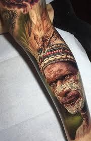 какие самые лучшие татуировки вы видели в своей жизни
