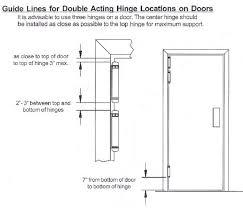 double action hinges heavy duty.  Heavy Double Acting Door Amazing Heavy Duty Spring Hinges Hardwaresource  Action Hinge In O