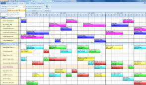 calendrier excell organiser son planning en 2015 quelques astuces