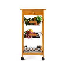 Rolling Kitchen Cabinets Amazoncom Kitchen Islands Carts Home Kitchen Storage Carts