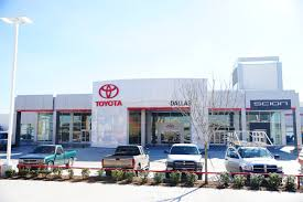 toyota of dallas is excited to announce that in just a few days we will be opening our brand new 22 million state of the art dealership