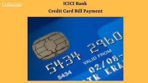 Icici Bank Credit Card Payment Online Offline Methods