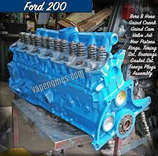 Rebuilt 1963 Ford 170 inline 6 running Stock muffler or glass pack also Valley Auto Parts and Engines   Google also 1964 Ford Falcon Futura Sedan  200 Miles on 289 V8 Engine  Rebuilt together with Valley Auto Parts and Engines   Google besides Overhead Cam 4 6L Ford Engine Rebuild   Hot Rod  work additionally  furthermore Ford Ranger Engine Rebuilding Kits   eBay as well  furthermore Rebuilding and Tuning Ford's CVH Engine  Peter Wallage together with 65 Ford Mustang 200 I6 Remanufactured engine short block   ford200 furthermore Just Rebuilt the Carb on the 66 Mustang   YouTube. on ford 200 engine rebuild