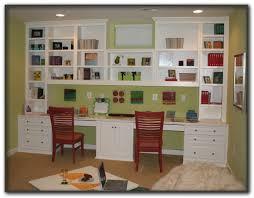 wall units extarordinary home office with desk regarding ideas 7