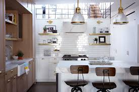Tiled Kitchen Tiled Kitchen Walls Are The Latest Home Design Trend