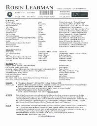 Resume Templates Samples Free Free Printable Resume Templates Microsoft Word Fresh Resume 43